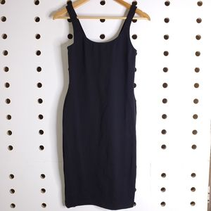 NEW Jarbo Black Tank Bodycon Slip Dress